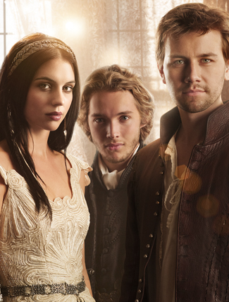 meet the cast of reign on cw